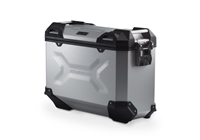 SW-MOTECH TraX Adventure | 37 Litre Side Case - Right | Silver