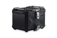 SW-MOTECH TraX Adventure | 38 Litre Top Case | Black