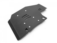 Center Stand Skid Plate for the Honda CRF1000L Africa Twin - Black
