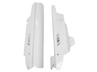 Fork Leg Guards for the Honda CRF1000L Africa Twin - White
