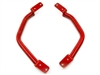 Reinforcement Crash Bars for the Honda CRF1000L Africa Twin - Red