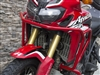 Upper & Lower Crash Bars for the Honda CRF1000L Africa Twin - Red