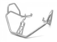 AltRider Upper Crash Bars for the Honda CRF1000L Africa Twin Adventure Sports (with installation bracket) - Silver