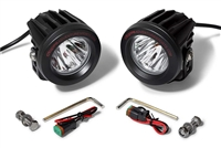 Cyclops BMW GSA LED Fog Light Replacement Kit