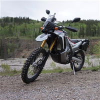 Honda CRF250L and RALLY - Camel Tank (CT-250L)