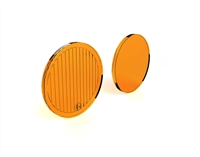 Denali TriOptic Lens Kit For D2 2.0 Lights - Amber
