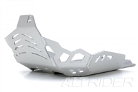 Skid Plate Kit for BMW F 650 GS - Silver