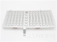 Radiator Guard for the BMW F 700 GS - Silver