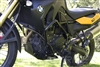 Crash Bars for the BMW F 800 GS - Black