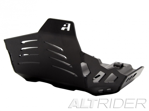 Skid Plate for BMW F 800 GS - Black
