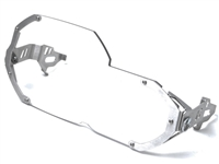 Clear Headlight Guard Kit for the BMW F 800 GS /A