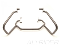 Crash Bars for the BMW F 800 GS - Triple Black (Grey)