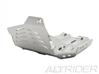 Skid Plate for BMW F 800 GS Adventure - Silver