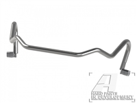 AltRider Upper Crash Bars for the BMW F 850 / 750 GS - Silver