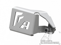 AltRider Rear Brake Reservoir Guard for the BMW F 850 / 750 GS - Silver