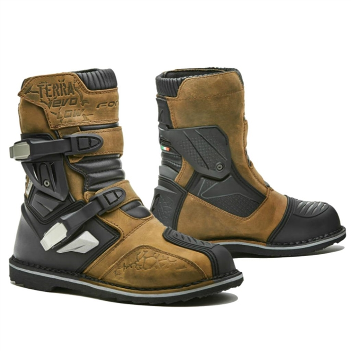 Forma Terra EVO Low Boots - Brown
