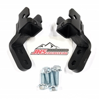 JNS Engineering 1987-2018 KLR650 Footpeg Lowering Brackets