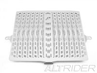 AltRider Radiator Guard for the KTM 1050/1090/1190 Adventure / R - Silver