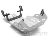 AltRider Skid Plate for the KTM 1050/1090/1190 Adventure / R - Silver