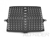 AltRider Radiator Guard for the KTM 1050/1090/1190 Adventure / R - Black