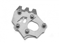 AltRider Side Stand Foot for the KTM 790 Adventure S - Silver