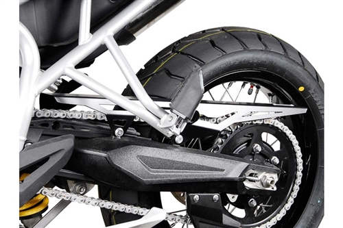 SW-MOTECH chain guard for Triumph Tiger 800 & Tiger 800XC '10-'