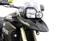 Denali Auxiliary Light Mounting Bracket For BMW F800GS '08-'16 & F800GS Adventure '13-'16