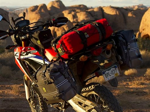Wolfman Rocky Mountain Saddle Bags