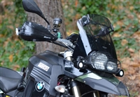 MRA VarioTouringScreen-Max Windshield For BMW F650GS '08-'12, F800GS '08-'16 & F800GS Adventure '14-'16