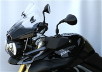 MRA X-Creen Touring Windshield For Triumph Tiger 800 '11-'14, Tiger 800 XC '11-'17, Tiger 800 XCx '15-'17, Tiger 800 XRt '16-'17 & Tiger 800 XRx '15-'17