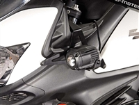 SW-Motech Auxiliary Light Mount for Suzuki DL650, '12-