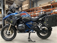 Outback Motortek Lower Crash Bars - BMW R1200/1250GS