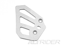 AltRider Rear Brake Master Cylinder Guard for the BMW R 1200 & R 1250 GS /GSA Water Cooled - Silver