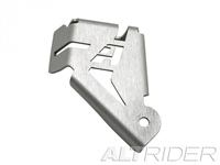 AltRider Rear Brake Reservoir Guard for the BMW R 1200 & R 1250 GS /GSA Water Cooled - Silver
