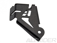 AltRider Rear Brake Reservoir Guard for the BMW R 1200 & R 1250 GS /GSA Water Cooled - Black
