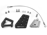 AltRider DualControl Brake System for the BMW R 1200 & R 1250 GS Water Cooled - Black