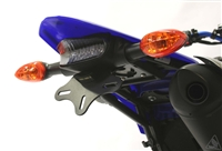 "R&G ""Tail Tidy"" Fender Eliminator Kit for Yamaha WR250X '09"