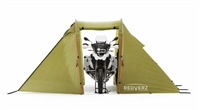 Redverz Solo Expedition Motorcycle Tent