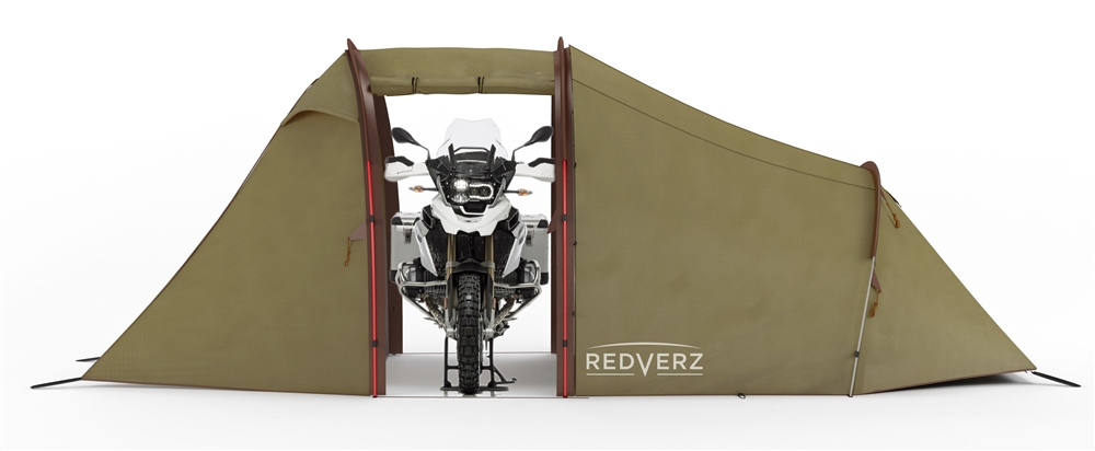 An error occurred. & Redverz Atacama Expedition Motorcycle Tent | Dualsport Plus