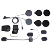 Sena SMH5/SPH10H-FM Helmet Clamp Kit- Attachable Boom Microphone