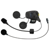 Sena SMH5-FM Bluetooth Headset and Intercom with Universal Microphone Kit - Dual Pack