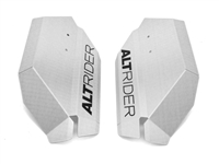 AltRider Fork Leg Guards for the Yamaha Super Tenere XT1200Z - Silver