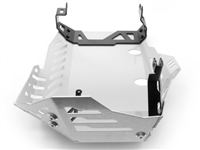 Skid Plate for the 2014 Yamaha Super Tenere XT 1200Z - Silver