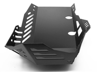 Skid Plate for the 2014 Yamaha Super Tenere XT 1200Z - Black