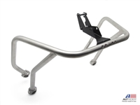 AltRider Upper Crash Bars for the Yamaha Tenere 700 - Silver