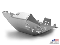AltRider Skid Plate for the Yamaha Tenere 700 - Silver