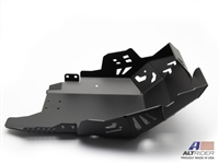 AltRider Skid Plate for the Yamaha Tenere 700 - Black