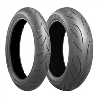 Bridgestone Battlax S21 - Ultra-High Performance Sport Radial Tires - $120 to $210