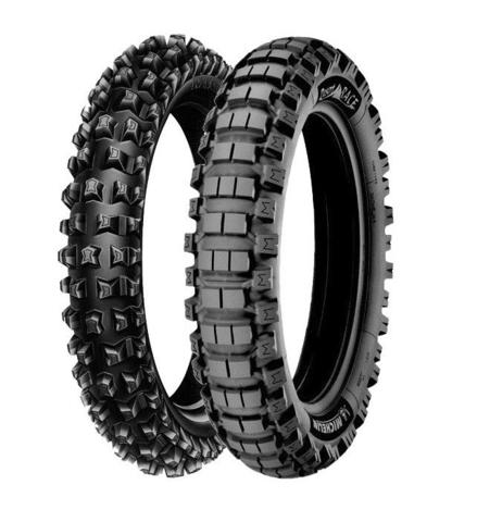 Michelin Desert Race Tires