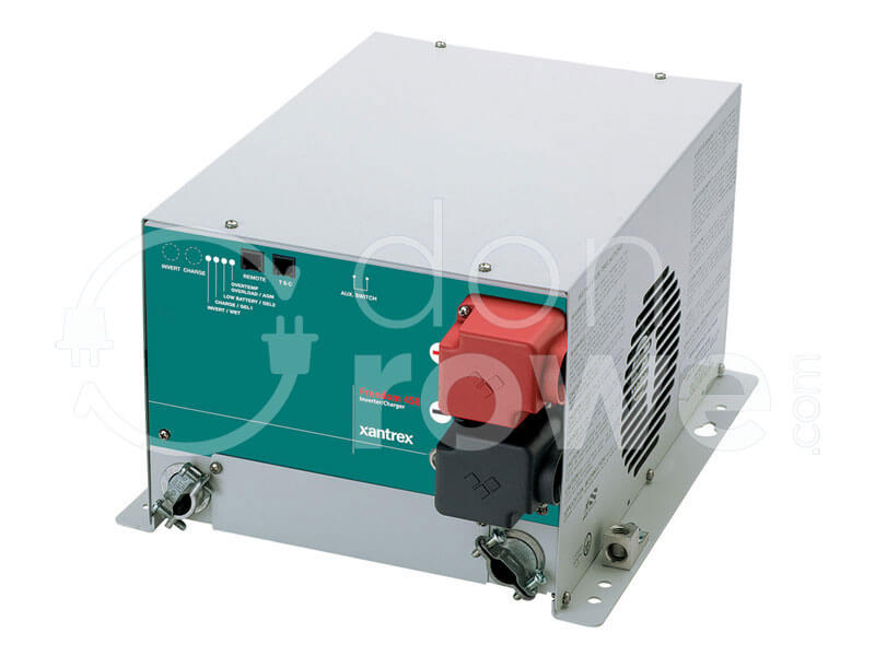 Xantrex 81-2530-12 Freedom 458-25 D/D Inverter/Charger | DonRowe.com | Xantrex Inverter Wiring Diagram |  | DonRowe.com